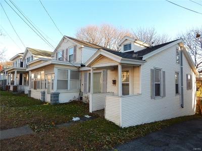 Oswego-City Multi Family 2-4 A-Active: 158-160 West Bridge Street