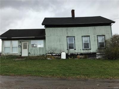 Jefferson County, Lewis County Single Family Home A-Active: 38112 Sampson Road