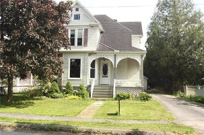 St Lawrence County Single Family Home A-Active: 122 Rowley Street