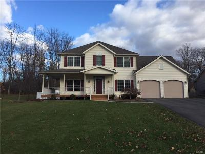 Oswego-City NY Single Family Home A-Active: $289,900