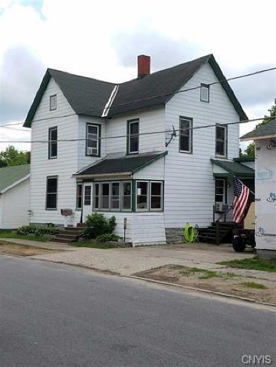 St Lawrence County Single Family Home A-Active: 132 Barnes Street