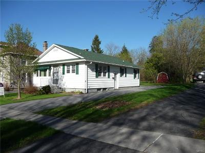 Watertown-City Single Family Home A-Active: 216 Wyoming Avenue