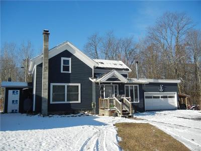 New Bremen NY Single Family Home Sold: $101,500