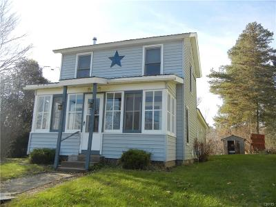 Lowville Single Family Home A-Active: 7583 East State Street