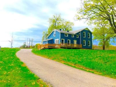 Mexico Single Family Home C-Continue Show: 3810 State Route 104