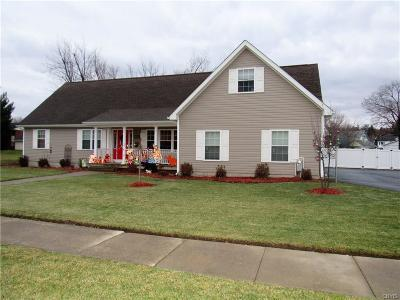 Watertown-City Single Family Home A-Active: 1218 Gill Street