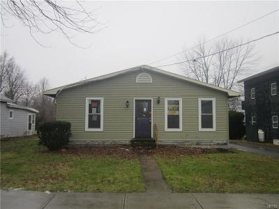 Cape Vincent Single Family Home A-Active: 159 Esselstyne Street South