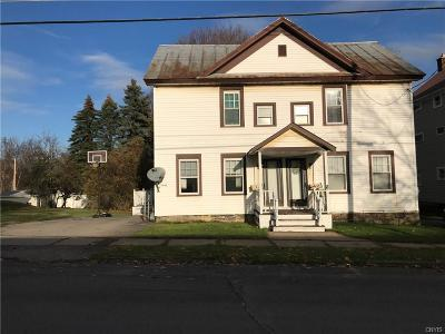 St Lawrence County Multi Family 2-4 A-Active: 722 Franklin Street