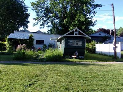 Cape Vincent Single Family Home U-Under Contract: 134 West Gouvello Street