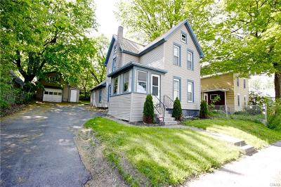 Watertown-city Single Family Home A-Active: 647 Grant Street