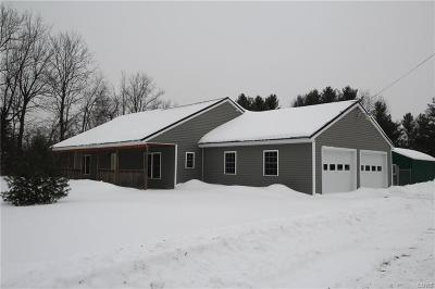 Single Family Home Sold: 31339 County Route 143