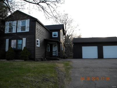 Oswego-City NY Single Family Home A-Active: $84,900