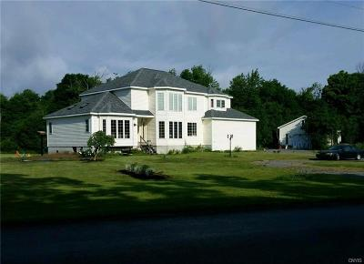Jefferson County Single Family Home A-Active: 12301 County Route 123