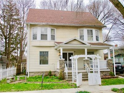 Auburn Single Family Home A-Active: 1 Tuxill Sq Street