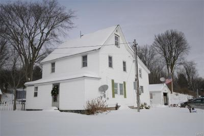 St Lawrence County Single Family Home A-Active: 150 Morrison Road