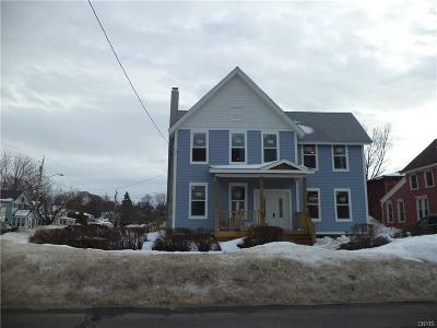 Oswego-City NY Single Family Home A-Active: $139,900