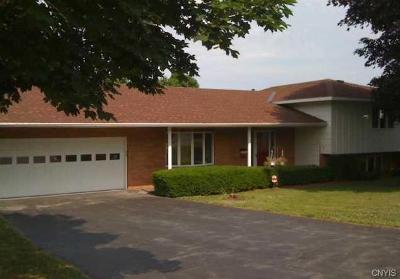 Oswego-City NY Single Family Home A-Active: $169,900