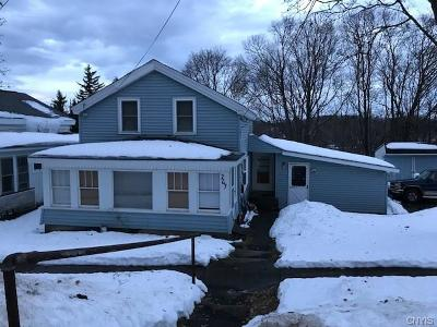 Oswego-City NY Single Family Home A-Active: $39,900