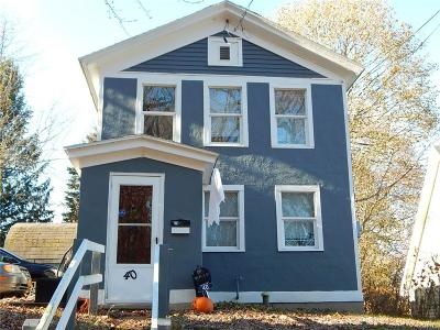 Oswego-City NY Single Family Home A-Active: $52,900
