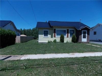 Jefferson County, Lewis County Single Family Home A-Active: 37 Wilna Avenue