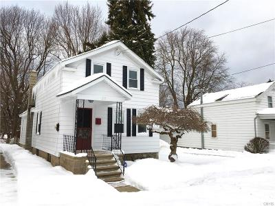 Oswego-City NY Single Family Home A-Active: $94,500