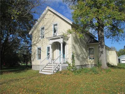 St Lawrence County Single Family Home A-Active: 107 Canton Street