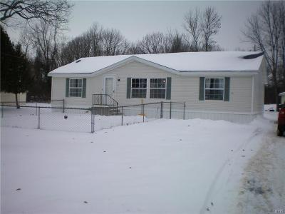 Orleans NY Single Family Home A-Active: $135,300