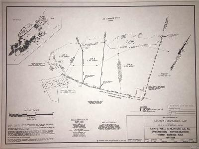 Clayton Residential Lots & Land A-Active: Lot C Seminole Ave