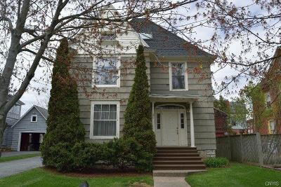 Jefferson County, Lewis County Single Family Home A-Active: 406 Hugunin Street