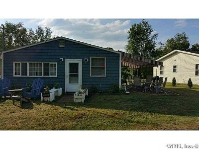 Jefferson County, Lewis County Single Family Home A-Active: 45063 Co Route 100-A