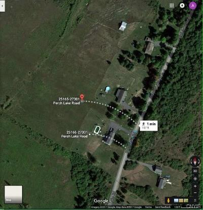 Watertown NY Residential Lots & Land A-Active: $24,800