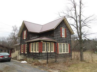 Alexandria NY Single Family Home A-Active: $97,000