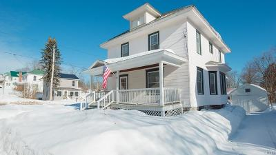 Lowville Single Family Home C-Continue Show: 7722 North State Street