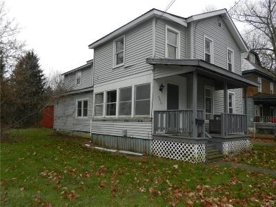 Lowville Single Family Home A-Active: 5374 Rural Avenue