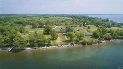 Cape Vincent NY Single Family Home A-Active: $399,900