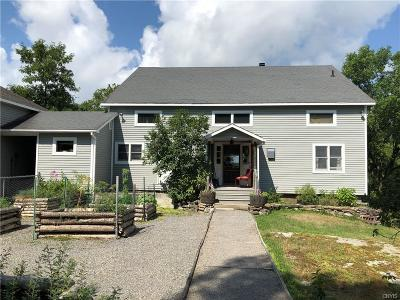 Morristown NY Single Family Home A-Active: $235,000