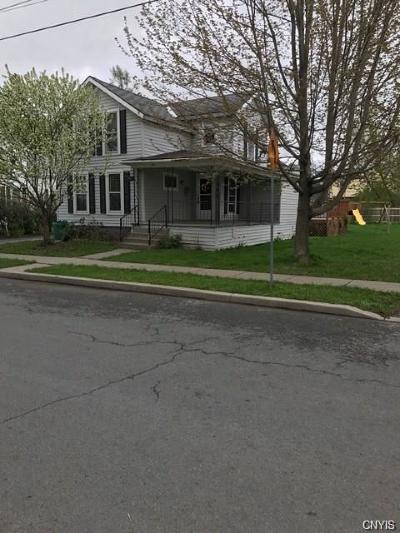 Watertown-City NY Single Family Home A-Active: $123,000