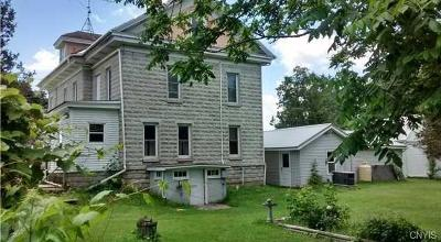 Alexandria NY Single Family Home A-Active: $121,900