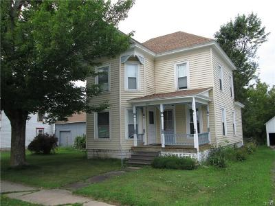 Orleans NY Single Family Home A-Active: $112,000