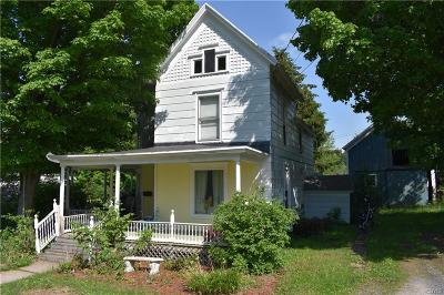 Theresa Single Family Home A-Active: 225 Commercial Street