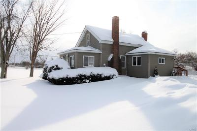 Clayton NY Single Family Home C-Continue Show: $68,000