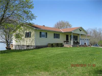 Single Family Home A-Active: 5473 State Route 90 North