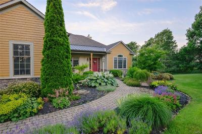 Cazenovia Single Family Home A-Active: 5349 Indian Lookout Road
