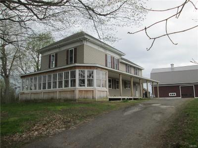 St Lawrence County Single Family Home A-Active: 5811 Us Highway 11