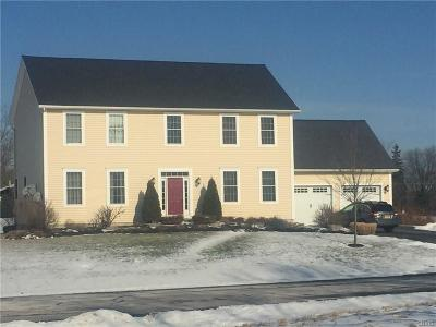 Owasco Single Family Home A-Active: Lot # 2 Murphy's Way