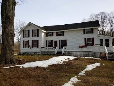 Hannibal Single Family Home A-Active: 464 Sixty Six Road