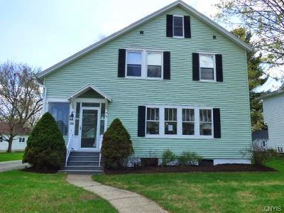 Hamilton Single Family Home A-Active: 22 East Pleasant Street