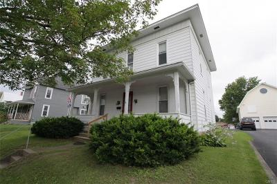 St Lawrence County Single Family Home A-Active: 121 Rowley Street