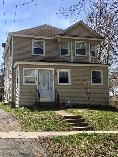 Watertown-city Single Family Home A-Active: 242 Saint Mary Street