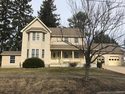 Oswego-City Single Family Home A-Active: 47 Gerritt Street
